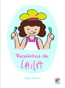 Capa_Receitinhas da Laila_Franco Editora