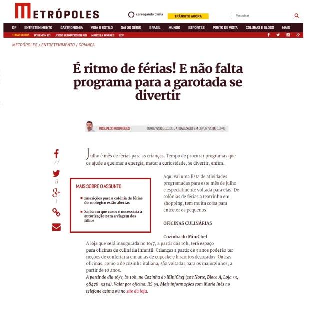 metrópoles_ inauguração